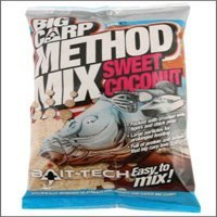 Bait Tech Big Carp Sweet Coconut Method Mix x 2kg ...