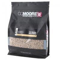 CC Moore Live System Pellets 6mm 1kg