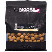 CC Moore Live System Shelf Life 18mm Boilies 1kg