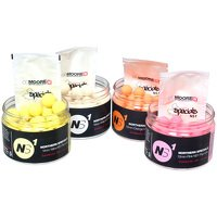 CC Moore NS1 White Pop Ups 12mm