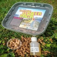 Carp Fishing Floater Pack 2kg Camo Bucket