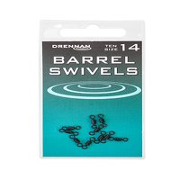Drennan Barrel Swivels - Size 14