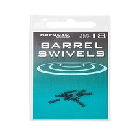 Drennan Barrel Swivels - Size 18