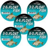 Drennan Float Fish Mono 100m 3.2lb 0.16