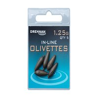 Drennan Inline Olivettes - 1.25g
