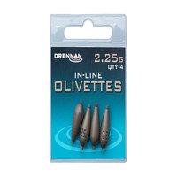 Drennan Inline Olivettes - 2.5g