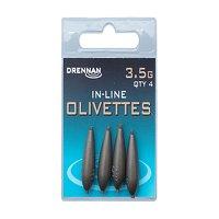 Drennan Inline Olivettes - 3.5g