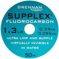 Drennan Supplex Fluorocarbon 50m - 1.7lb