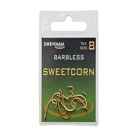 Drennan Sweetcorn Barbless Hooks Size 6