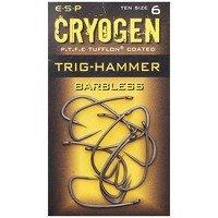 ESP Cryogen Trig-Hammer Barbless Hook - Size 8