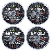ESP Soft Ghost Fluorocarbon 20m - 18lb