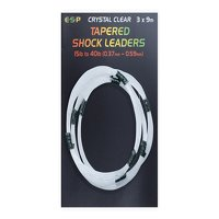 ESP Tapered Shock Leaders - Clear
