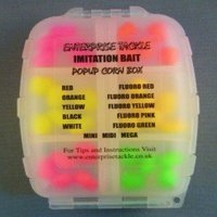Enterprise Tackle Imitation Bait Boxes - Corn
