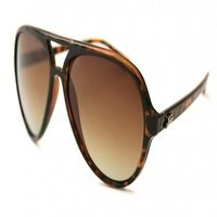Fortis Aviator Sunglasses with Polarised...