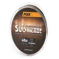 Fox 0.20mm Submerge Braided Mainline (600m) (CBL011)
