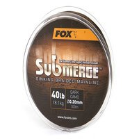 Fox Submerge Braided Mainline 0.20mm/40l...
