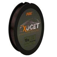 Fox Exocet Mono Trans Khaki Line 0.33mm/ 16lb