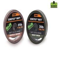 Fox Camotex 20lb Gravelly Brown Matt Braid (CAC434)