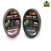 Fox Camotex 25lb Gravelly Brown Matt Braid (CAC435)