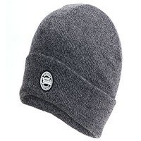 Fox Chunk Grey/Black Marl Beanie (CPR760)