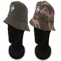 Fox Chunk Lightweight Khaki/Camo Liner Bucket Hat (CPR608)