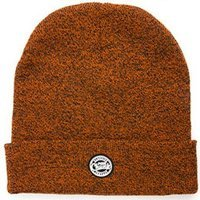 Fox Chunk Orange/Black Marl Beanie (CPR759)