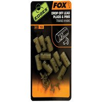 Fox Drop Off Lead Plug & Pins (CAC635)