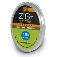 Fox Edges 15lb Zig & Floater Hooklink (CML120)