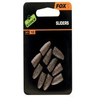 Fox Edges Back Lead Sliders (CAC537)