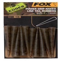 Fox Edges Camo Power Grip Naked Tail Rubber