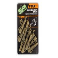 Fox Edges Silk Safety Lead Clip & Pegs (CAC479)