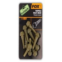 Fox Edges Tadpole Multi Bead (CAC476)