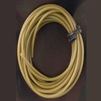 Fox Edges Trans Khaki Anti Tangle Tubing (CAC564)