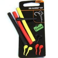 Fox Edges Zig Aligna Kit - Red, Yellow & Black (CAC467)