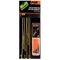 Fox Lead Clip Tubing Rigs with K/C Kit (CAC579)