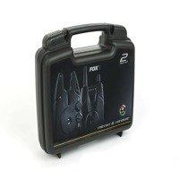 Fox Micron MX 2 Rod Alarm Set + Receiver
