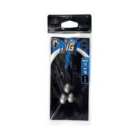 Fox Rage Finesse Jig Heads 7g Size 4 (3 Per Pack)