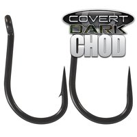 Gardner Covert Dark Chod Hook Barbless Size 8