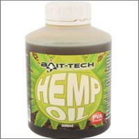 Bait Tech Hemp Oil x 500ml Bottle