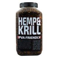 Hemp & Krill Particle 2.35L Jar