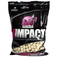 Mainline High Impact Boilies 20mm - Diamond Whites 3kg
