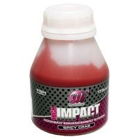 Mainline High Impact Hookbait Enhancement - Spicy Crab 175ml