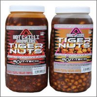 Hot Chilli Growler Tiger Nuts x 2.5ltr Jar