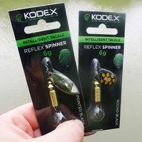 Kodex Reflex Spinner Pointed 6g Lure