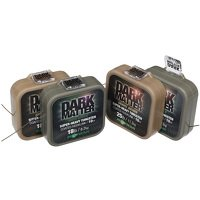 Korda Dark Matter Tungsten Coated Braid Line Gravel 25lb - 10m