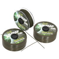 Korda Gravel Brown N-Trap Soft Line 20lb - 20m