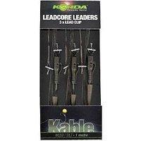 Korda Hybrid Lead Clip Leadcore Leader Gravel - 1m