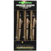Korda Hybrid Lead Clip QC Swivel Leadcore Leader W...