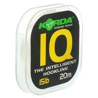 Korda IQ Hooklink Line 20lb - 20m