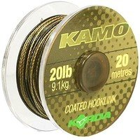 Korda Kamo Coated Braid Line 15lb - 20m